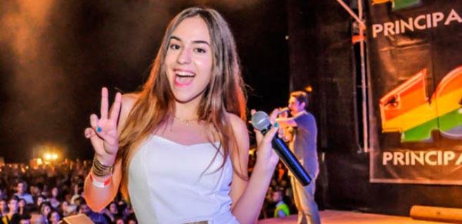 Lorena Ares suma votos en los Fox Music USA 2015