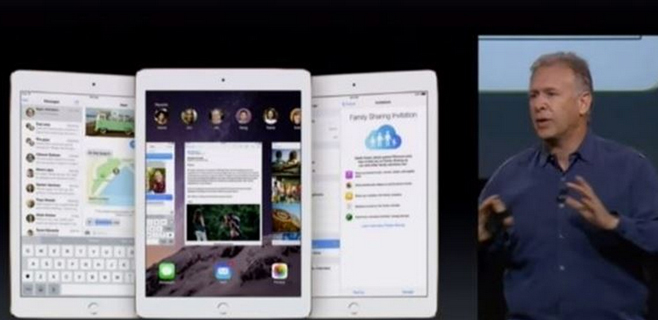 Apple renueva el iPad y el iMac