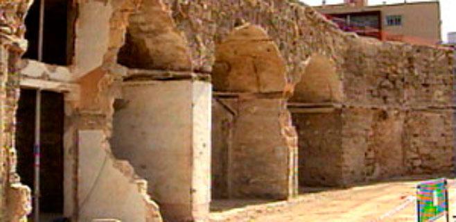Cort estudia hacer una escalera que una Sa Murada con Porta des Camp