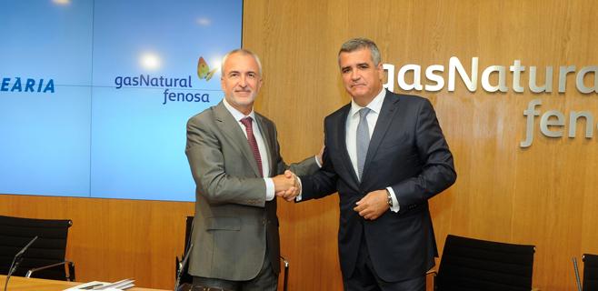 Fenosa y Baleària desarrollarán el primer motor de gas natural
