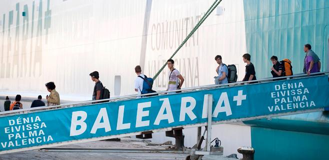 Baleària solicita a los EEUU la licencia para una línea de pasajeros con Cuba