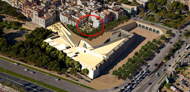 Hallado un taller de curtidos bajo el solar del hotel del Baluard del Príncep