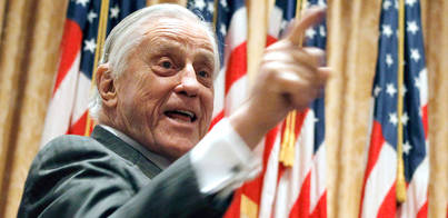 "Muere Ben Bradlee, editor del Washington Post en el ""Watergate"""