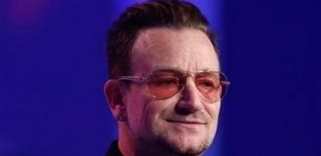 Bono no sabe si podrá volver a tocar la guitarra