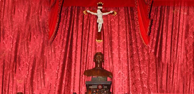 Cort ya tiene busto de Felipe VI