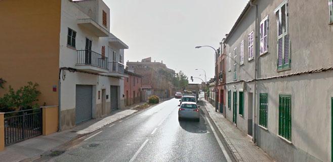 La vía de Son Ferriol reabrirá esta semana tras las obras en la red pluvial