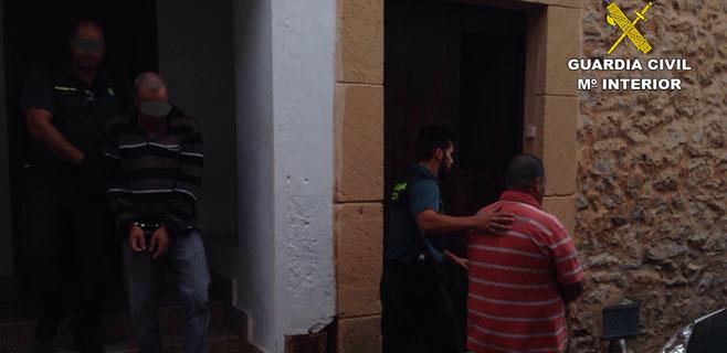 Ingresan en prisión dos hombres por tráfico de cocaína en Artà y alrededores