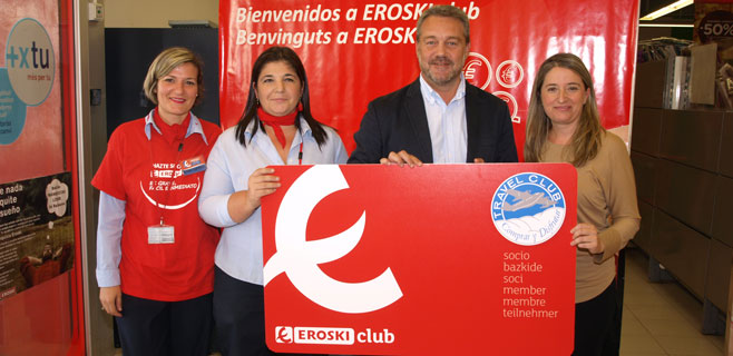 Eroski lanza una tarjeta de descuentos para clientes de Balears