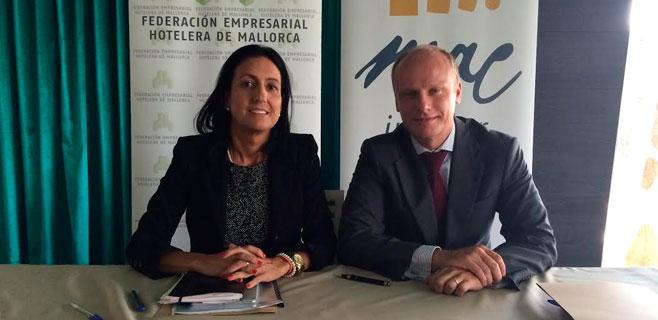 FEHM y MAC Insular ratifican su apoyo al reciclaje de residuos de contrucción