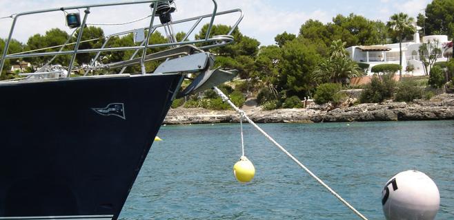 La ocupación del servicio de fondeo ecológico en Balears sube un 17,32%