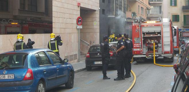 Lo contencioso-administrativo cierra sus 3 juzgados por el incendio en su sede
