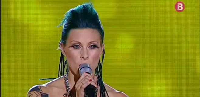 Lina Theodorsson se adjudica el premio del concurso La, la, la