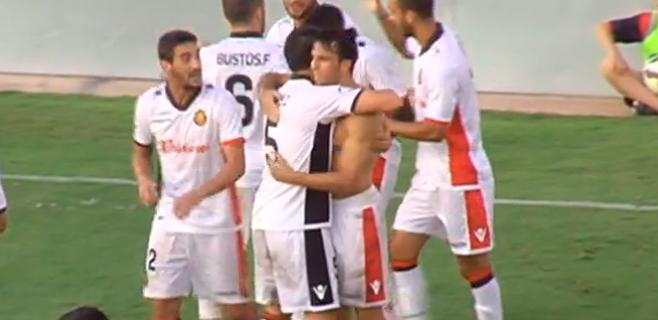 El Mallorca sale del descenso (1-4)