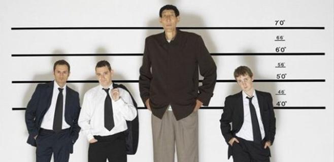 Descubierto el gen que marca la altura de las personas