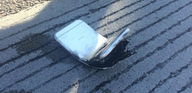 Un iPhone 6 explota y le provoca quemaduras a su dueño