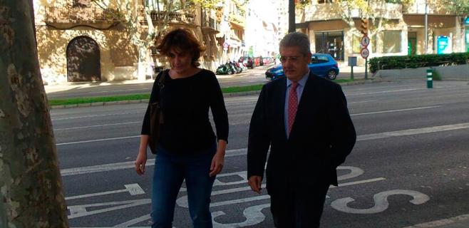 King dice al juez que Matas ordenó el pago de 100.000 euros a Calatrava