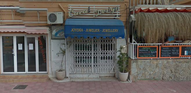 Detenida la propietaria de una joyería de S'Arenal por simular un atraco