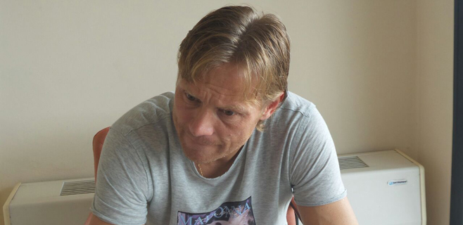 Valeri Karpin, entrenador del Real Mallorca