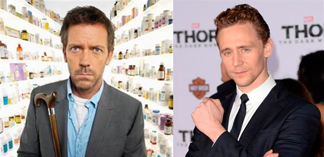 Loki y el doctor House trabajarán juntos