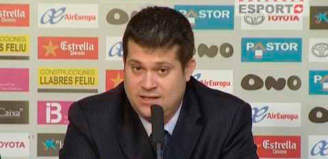 El fiscal pide 3 años para Martí Asensio por un delito en la compra del Mallorca