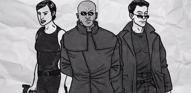 La trilogía de Matrix en 3 minutos