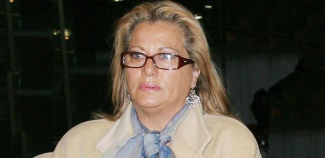 Maite Zaldívar pasa su primera noche en prisión