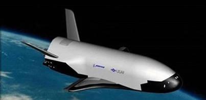 El avión espacial secreto de EEUU aterriza tras 22 meses