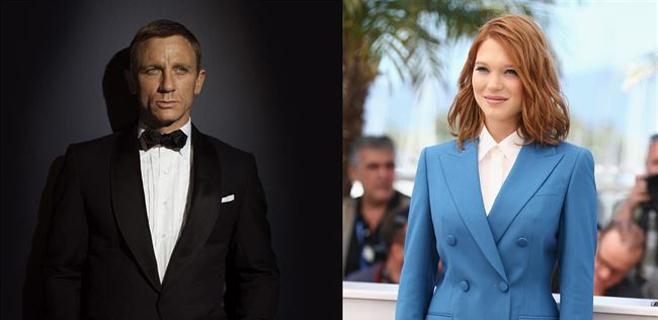 Lea Seydoux será la nueva chica Bond