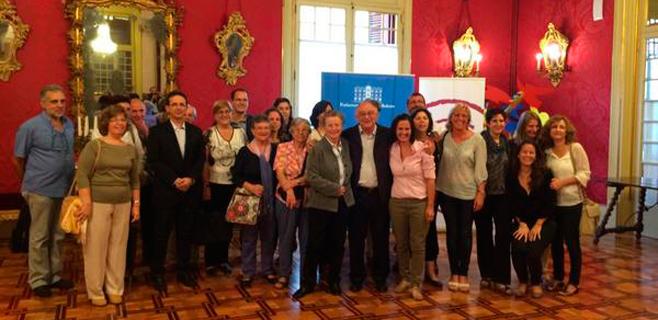 PP, PSIB y Més firman con EAPN el Pacto balear por la Inclusión Social