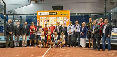 Llaguno/Amatriain y Díaz/Mieres, campeones en Palma