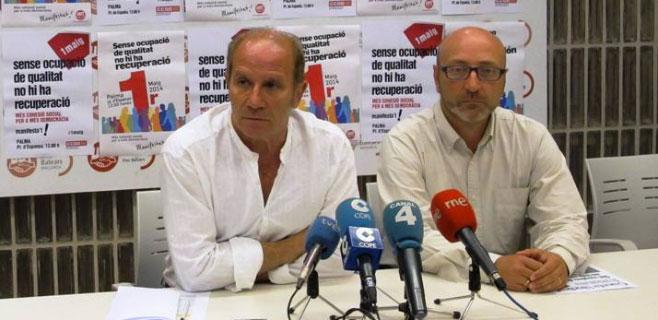 Nadie quiere dirigir la UGT de Balears