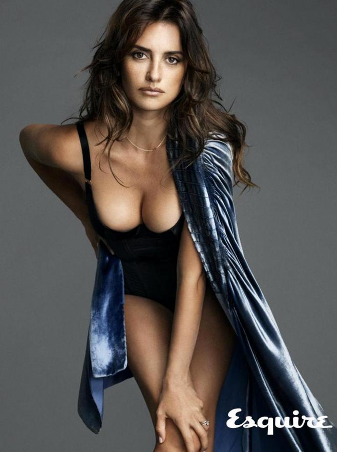 Penélope Cruz es la mujer viva más sexy del mundo