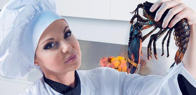 Yolanda Pincholos cocinará en mallorcadiario.com