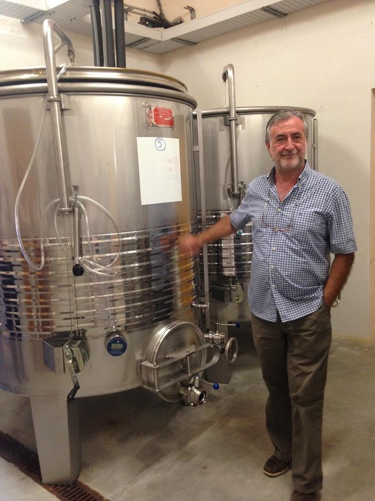 Nace 'Pecat', el primer vino de las nuevas bodegas Celler Canyelles i Batle en Alcúdia