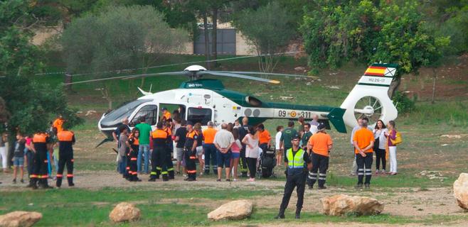 Marratxí acoge a los voluntarios de Protección Civil