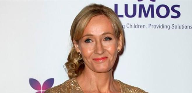 J.K Rowling anuncia nueva historia de Harry Potter