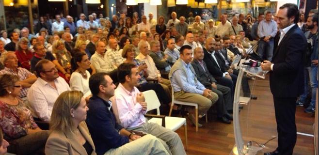 300 afiliados respaldan a José M. Ruiz como candidato a la alcaldía