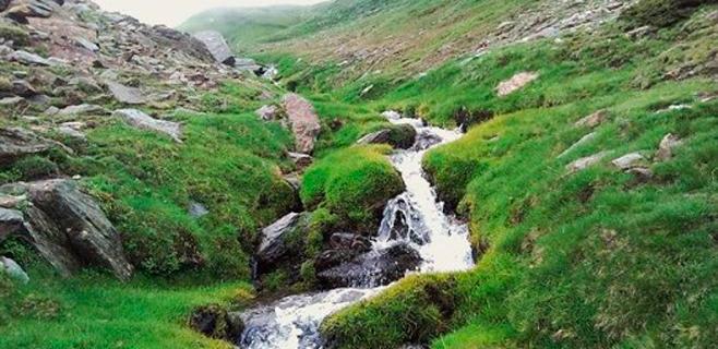 El agua de Sierra Nevada se calienta 2 grados en sólo 20 años