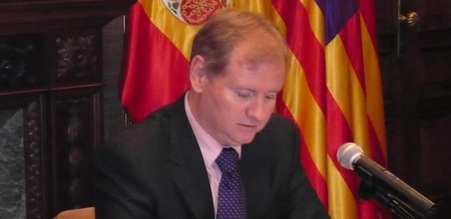Socias va para alcalde para que en Palma