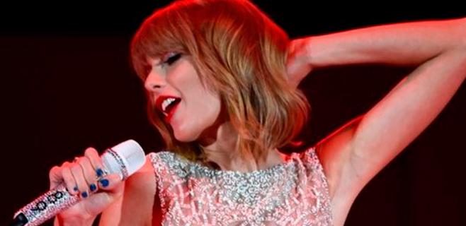 Taylor Swift cambiará de año cantando en Times Square