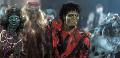 'Thriller' resucita en 3D