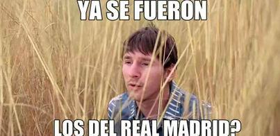 Messi reaparece