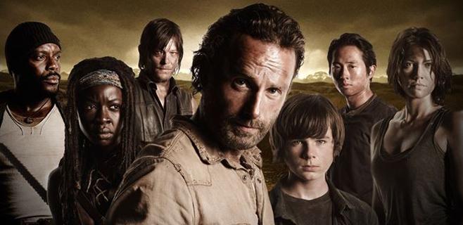 Habrá sexta temporada de The walking dead