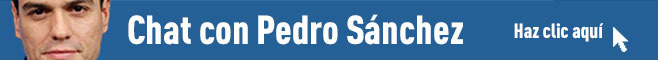 Pedro Sánchez responde en un chat de mallorcadiario.com
