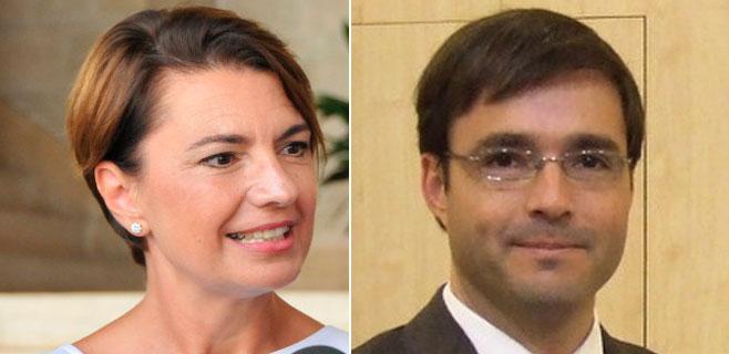 José Hila (PSIB) se batirá con Marga Durán (PP) por la alcaldía de Palma