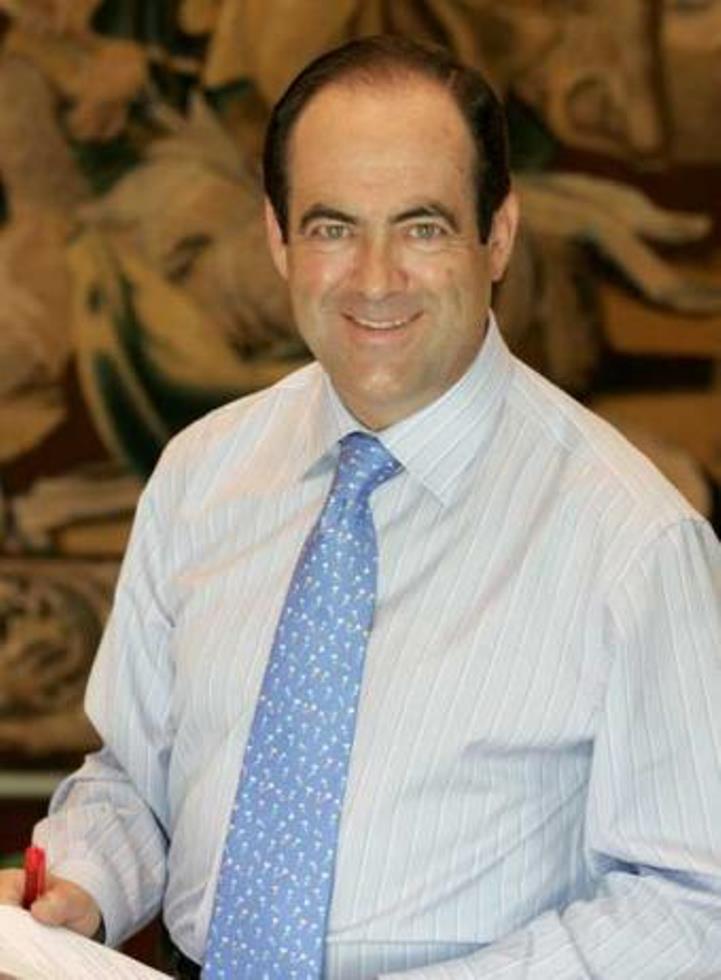 El actor Gabino Diego participa en el VII Congreso Nacional de Dislexia en Palma