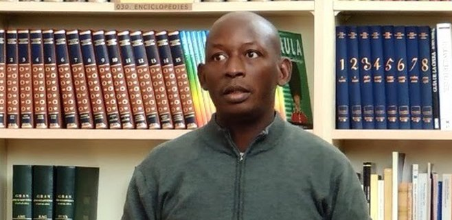 El candidato a Cort Madiop Diagné es el motivo del conflicto dentro de Més