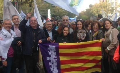 IPFB pide en Madrid la derogación de la Ley del aborto