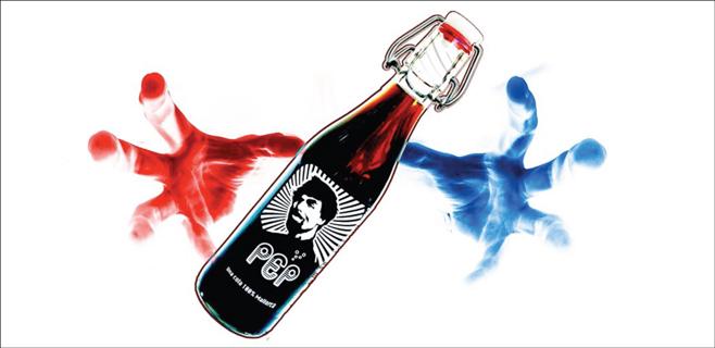 Ataque de Pepsi a la cola mallorquina