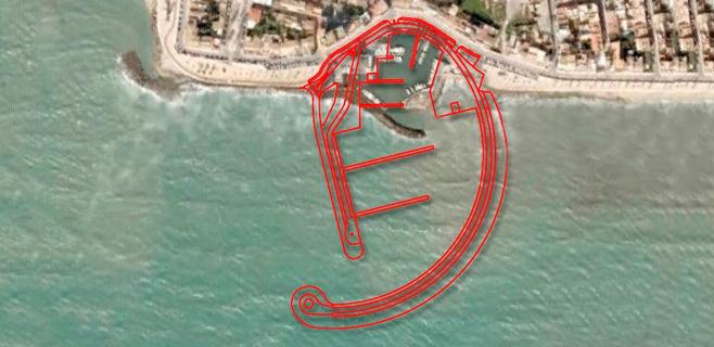 ARCA advierte de la ilegalidad de la ampliación del puerto del Molinar